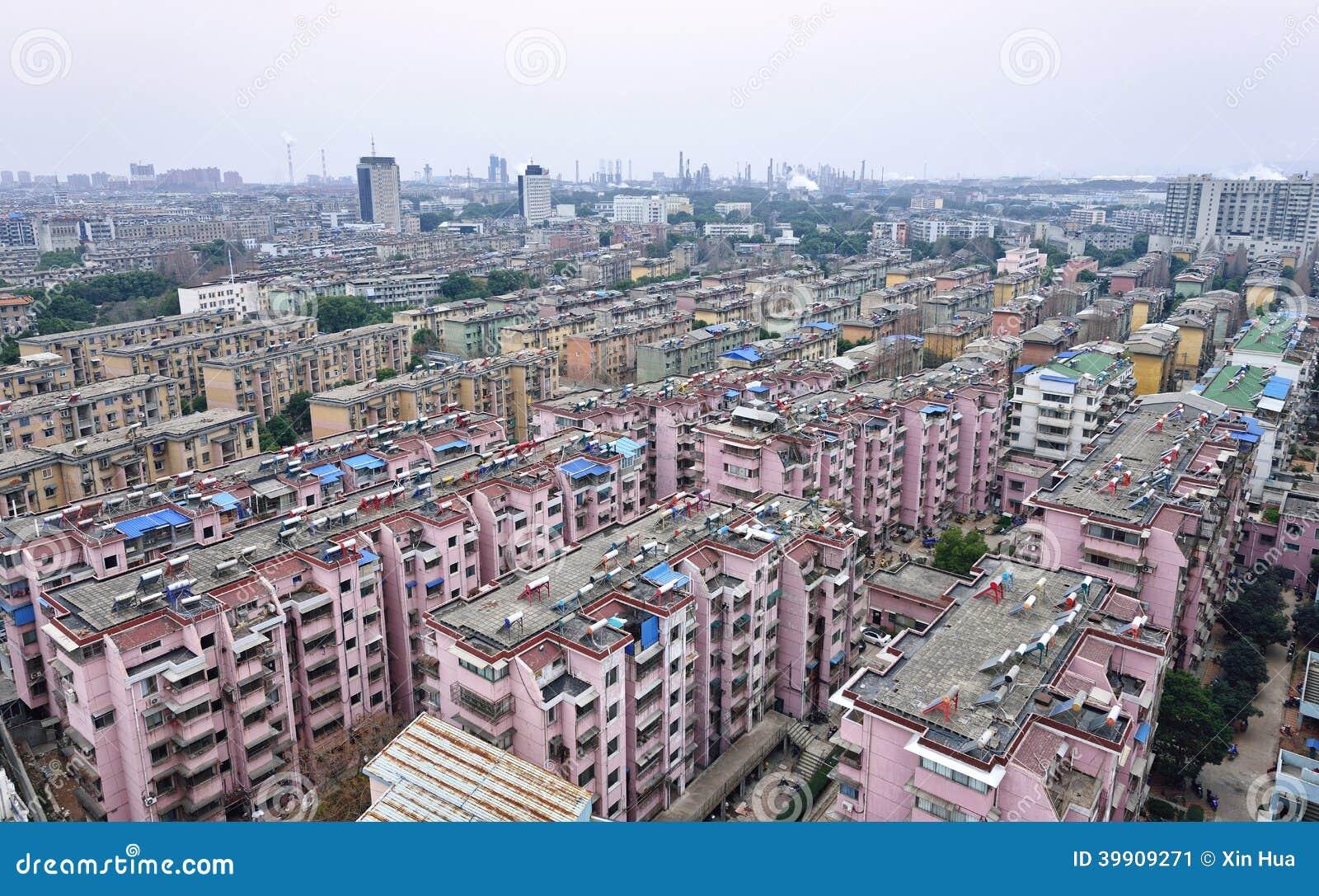 La Communauté chinoise de résidence
