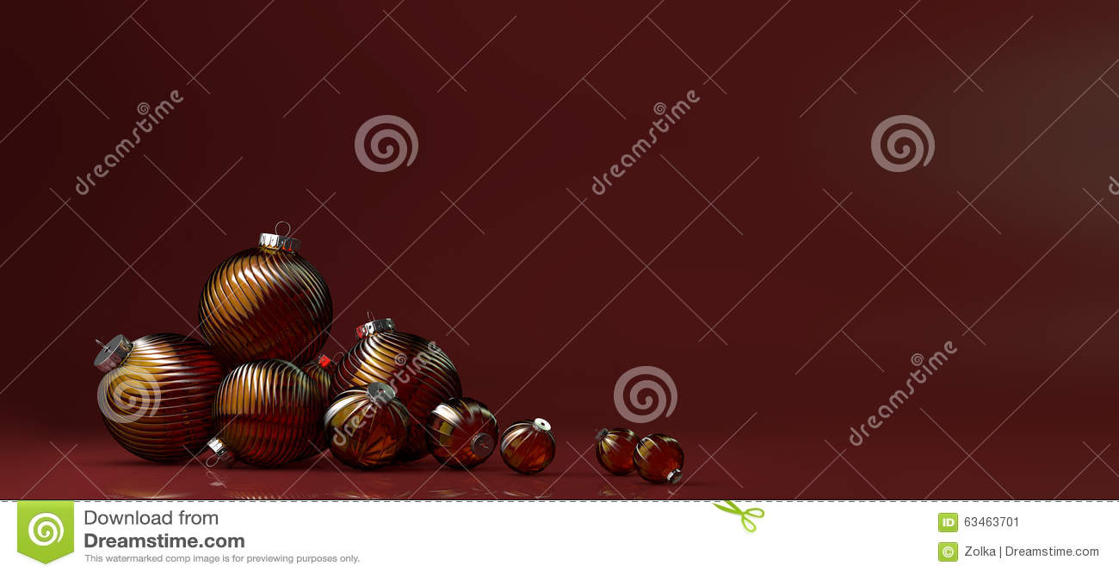 La composizione nel buon anno con il gruppo di vetro gioca la decorazione