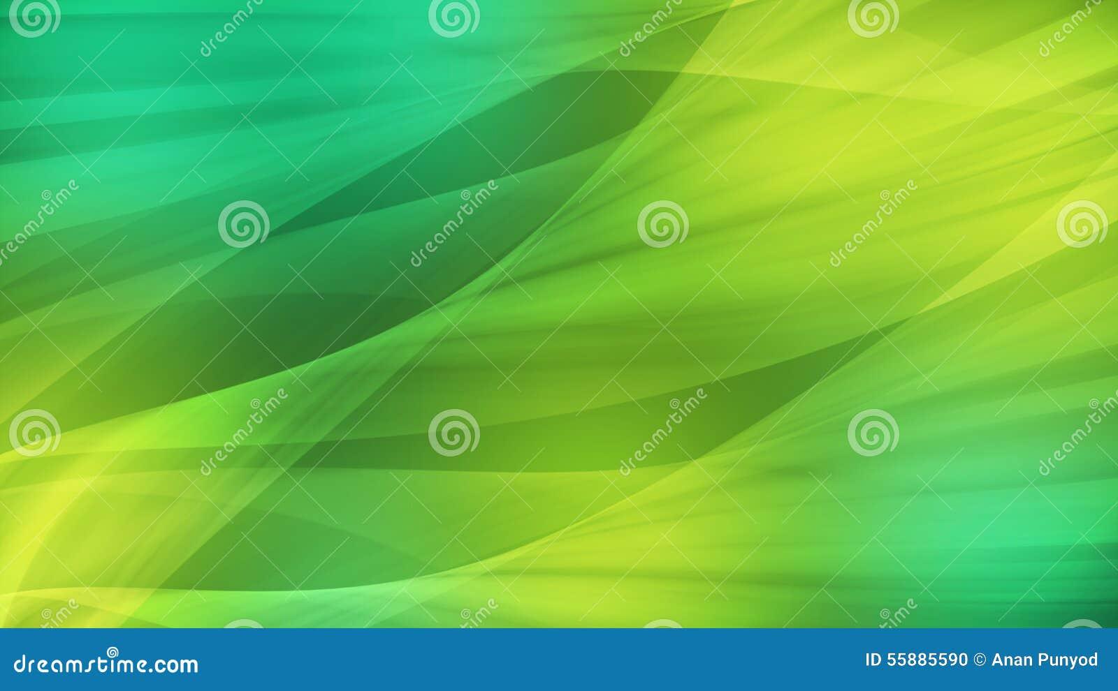 La conception abstraite d art de fond, lissent la vague et le feu vert