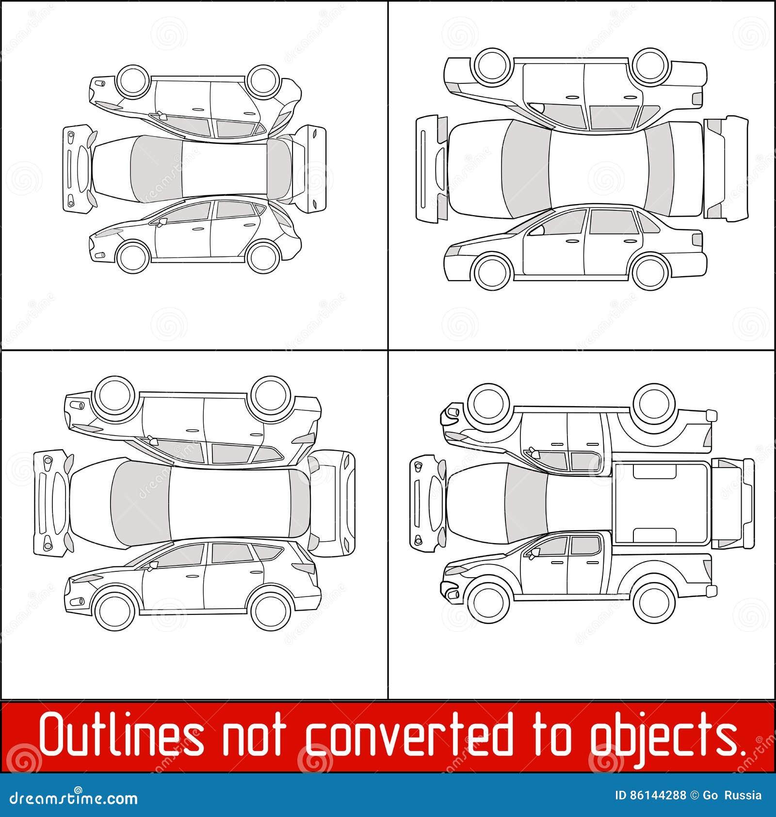 La Condición Y La Inspección De Control Del Vehículo De La ...