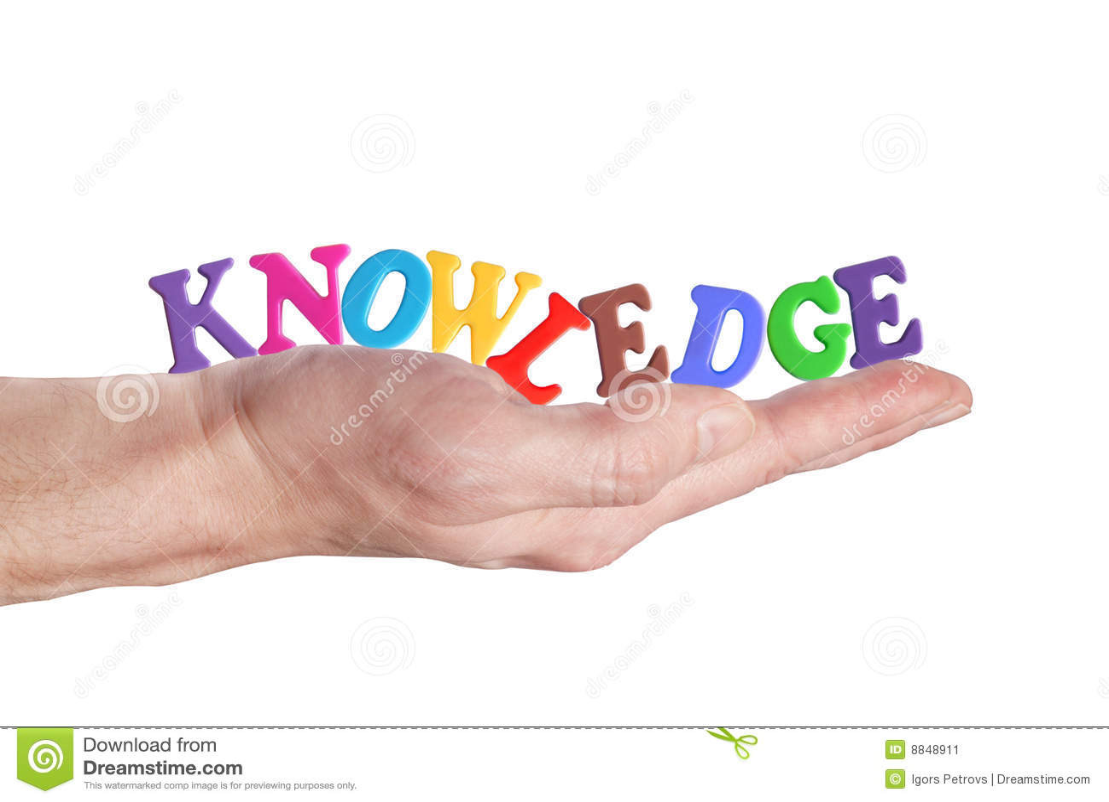 La conoscenza in se è potenza