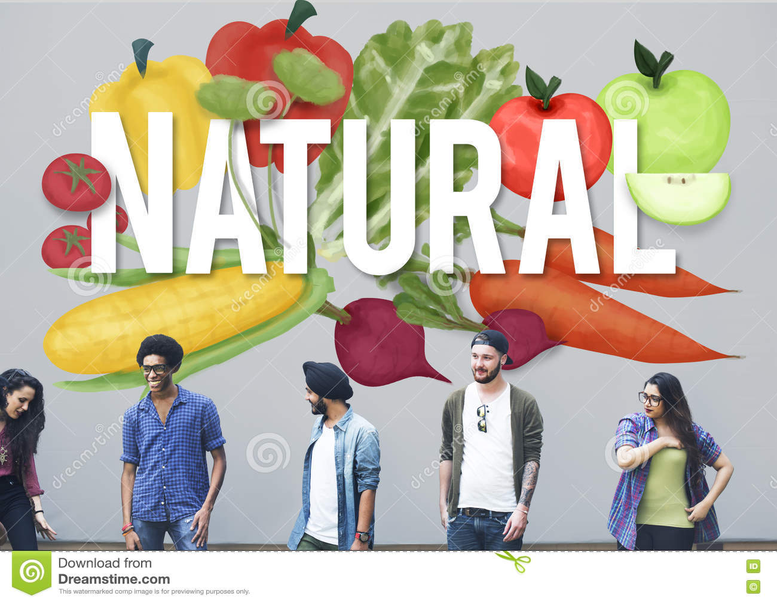La conservation environnementale naturelle plante le concept de nature