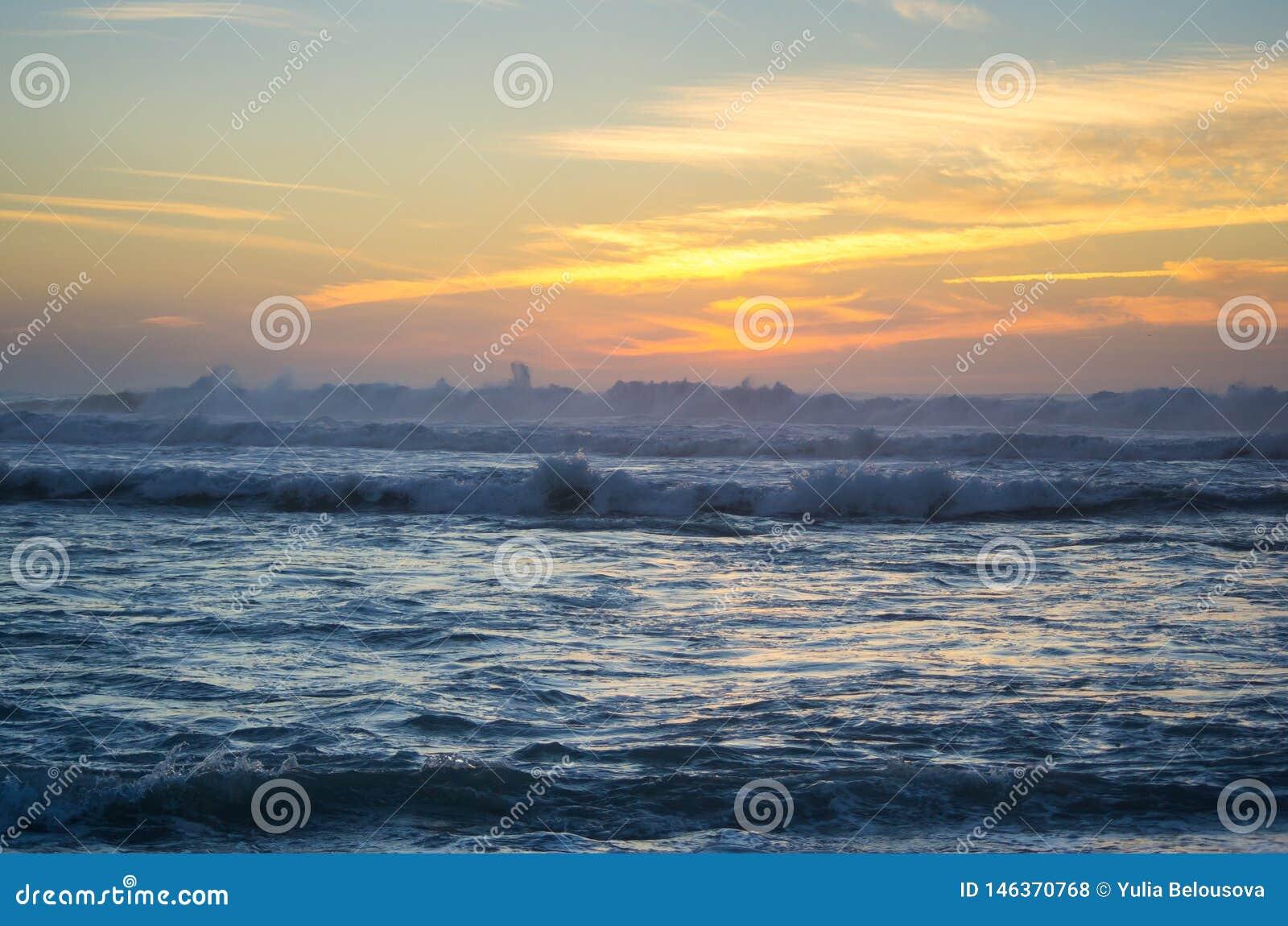 La costa dell Oceano Atlantico