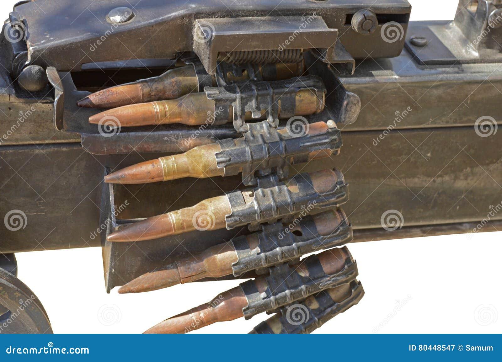 La costilla de la munición