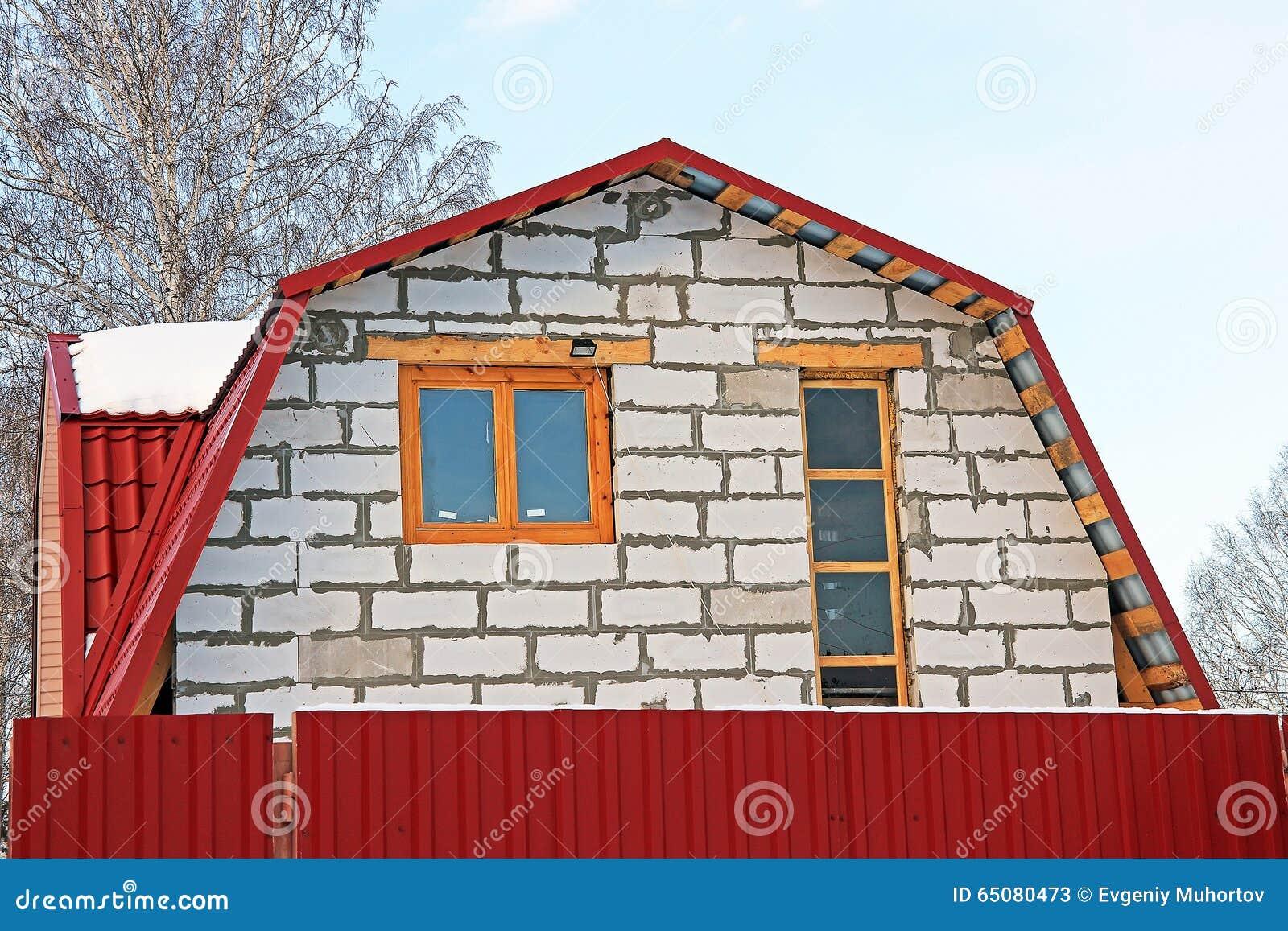 La costruzione delle case di campagna di calcestruzzo for Piccole planimetrie delle case di campagna