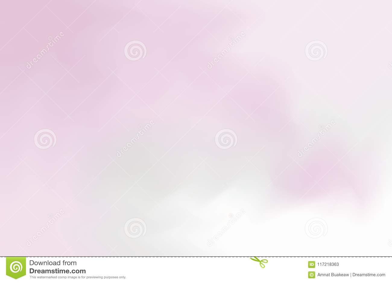 La Couleur Douce Rose A Mélangé L Abrégé Sur En Pastel Art