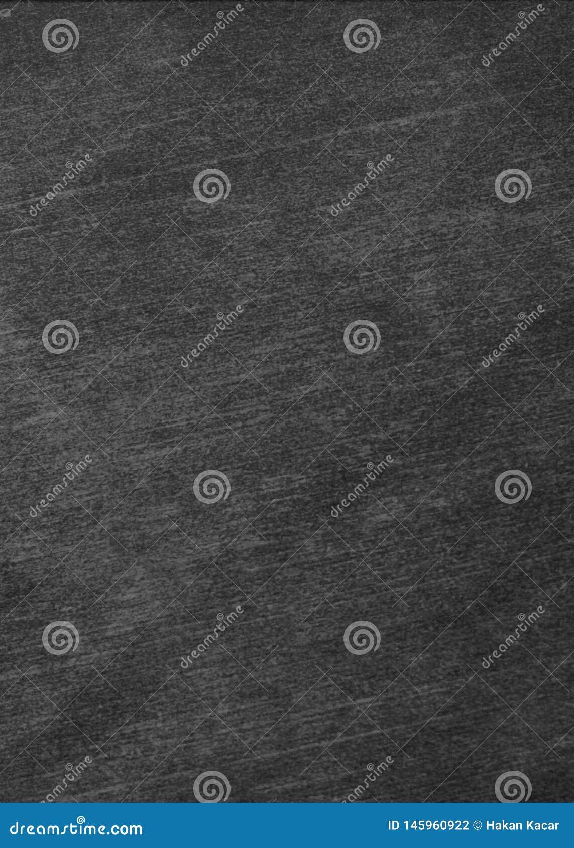 La craie a frott? sur le tableau noir pour la texture de fond pour ajoutent le texte ou la conception graphique