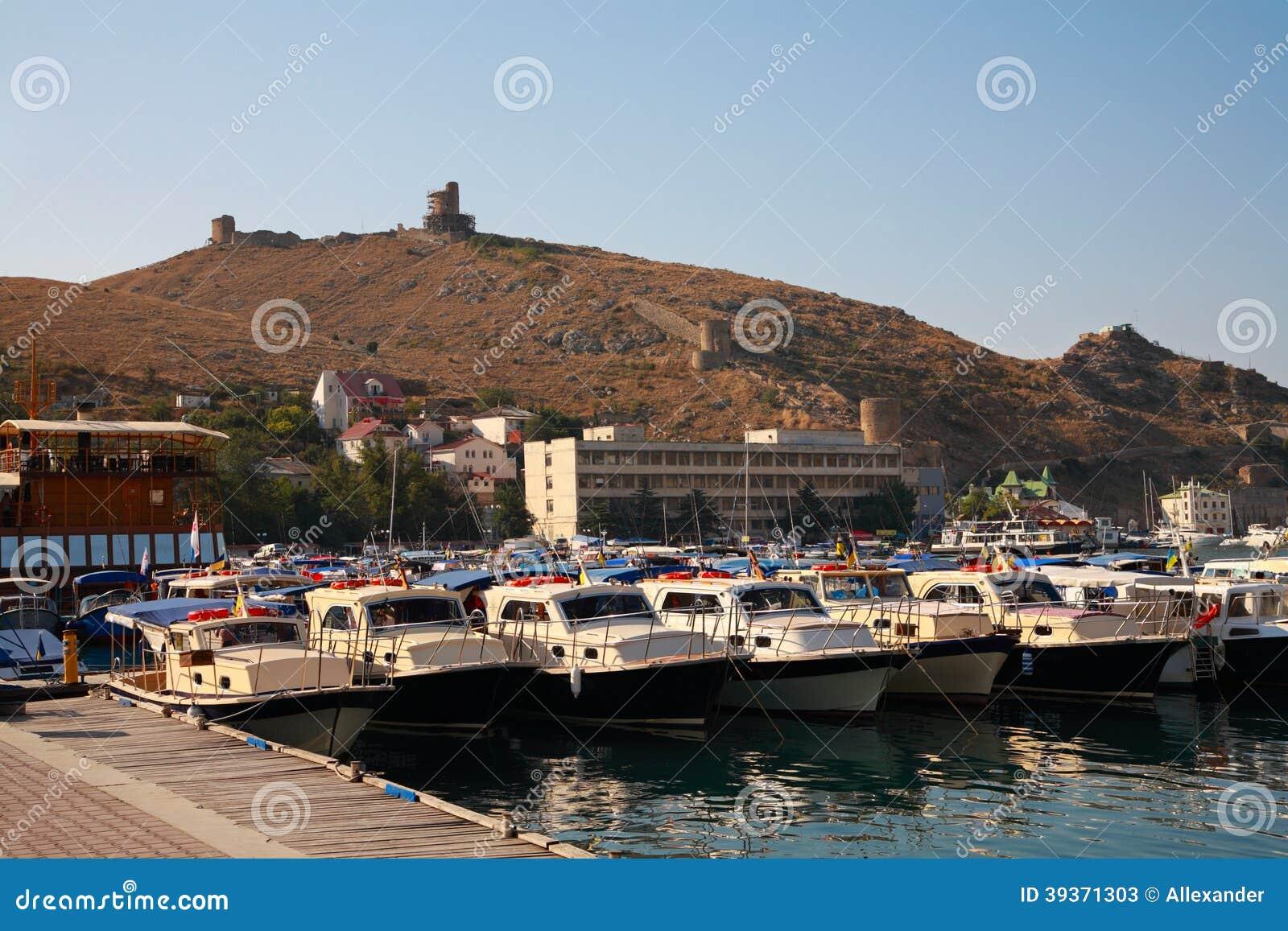 La Crimée. Balaclava