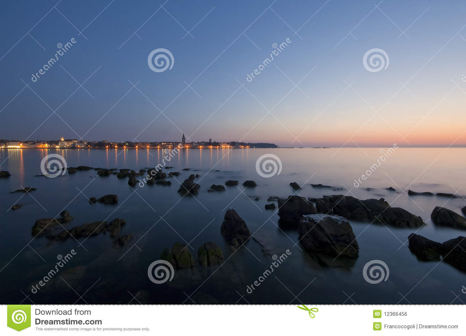 La Croatie - Porec