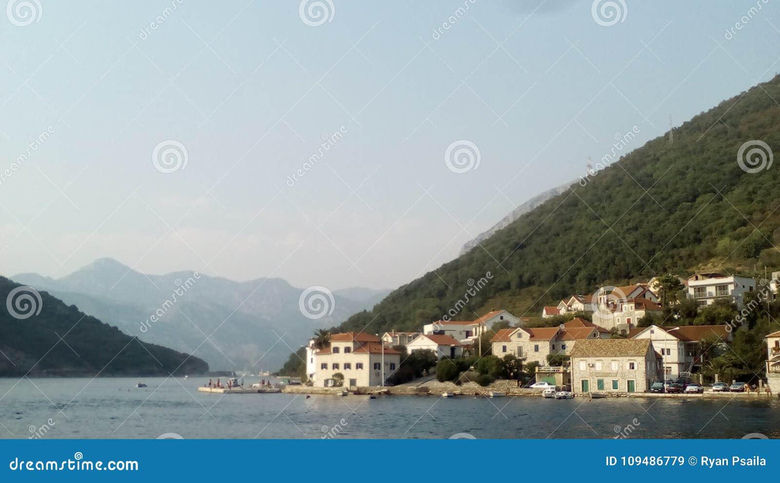 La Croatie scénique