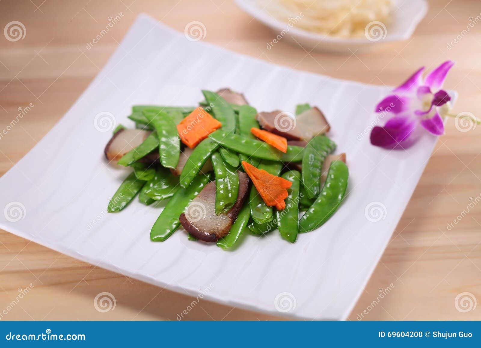 La culture chinoise de nourriture