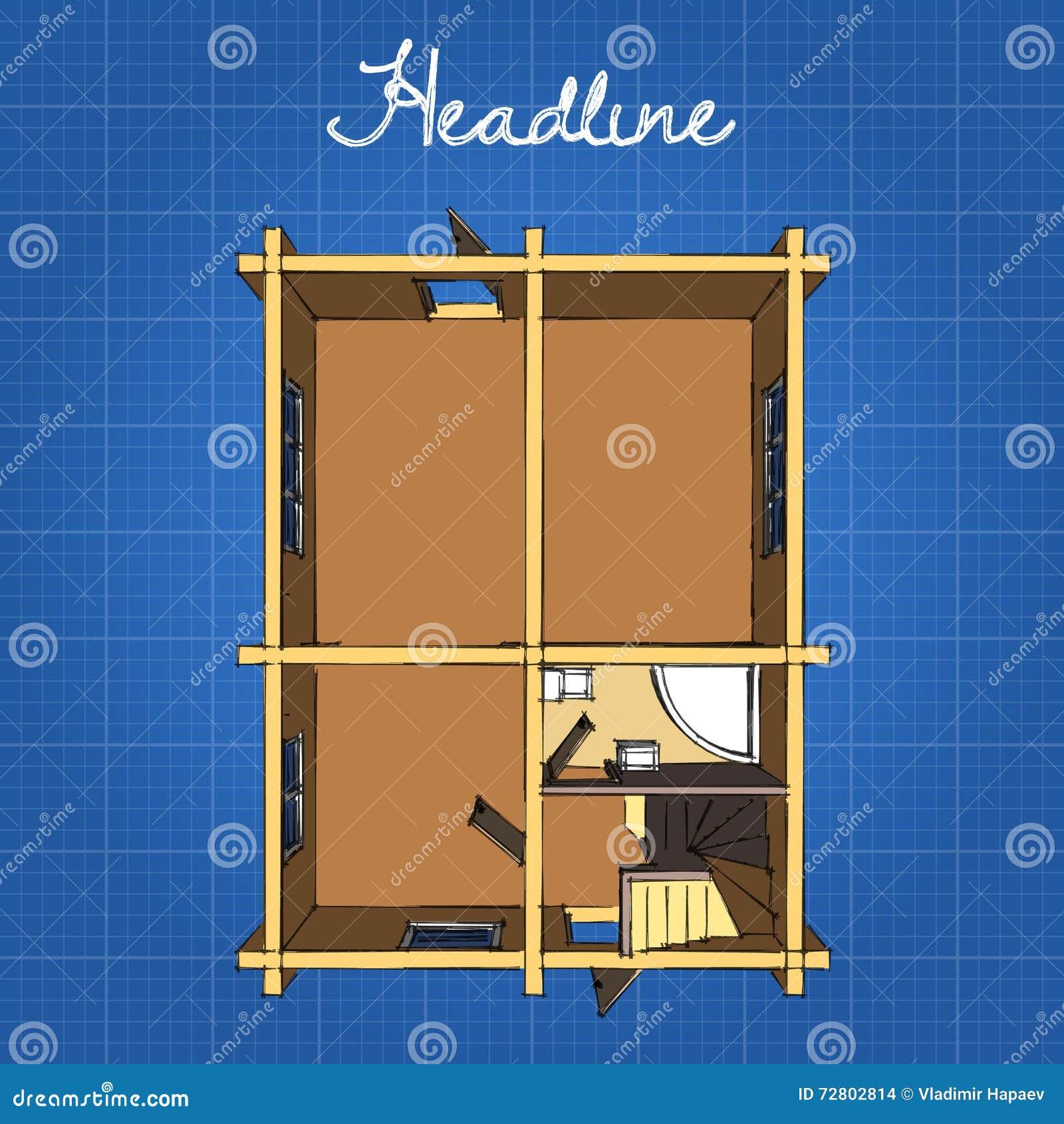 Baños En Segunda Planta: de baño, comedor, sala de estar y escaleras a la segunda planta