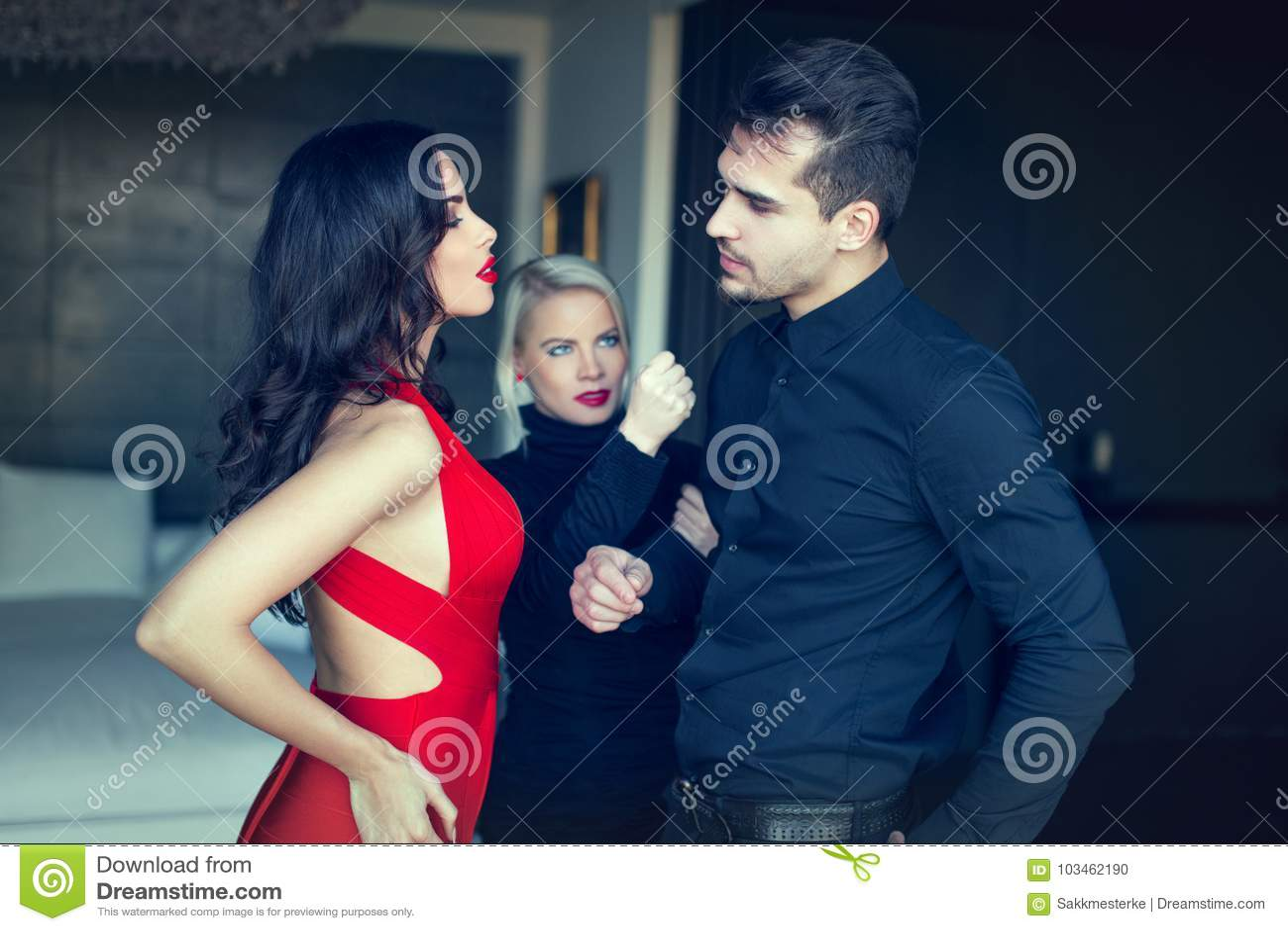 BF dating unaltra ragazza