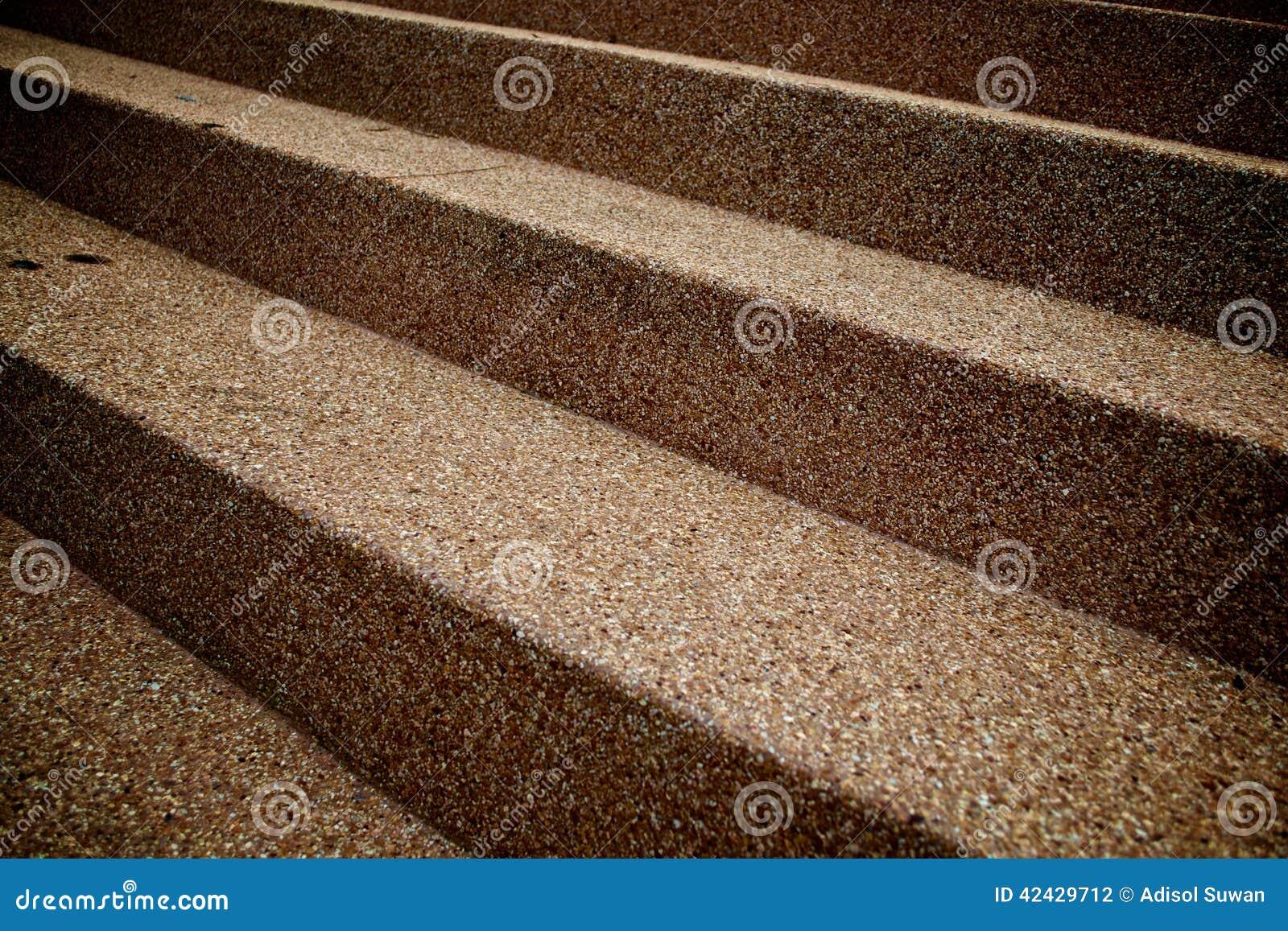 La escalera