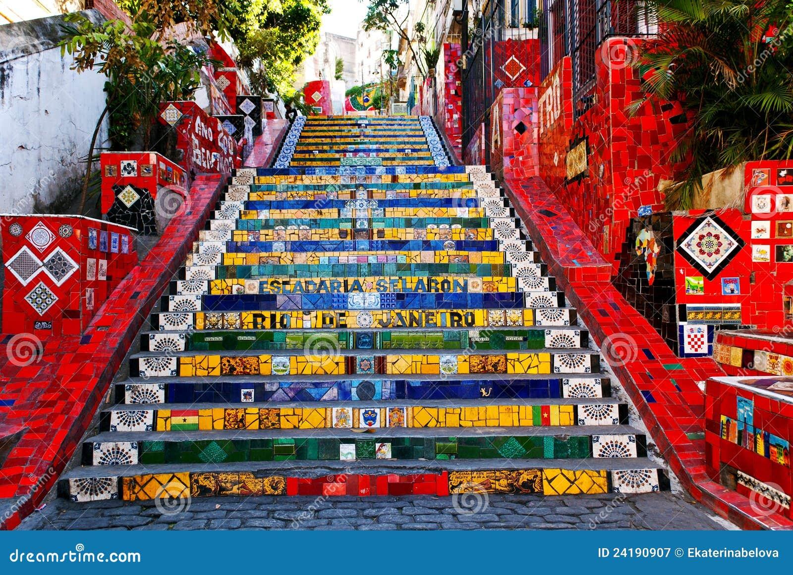 La escalera Selaron