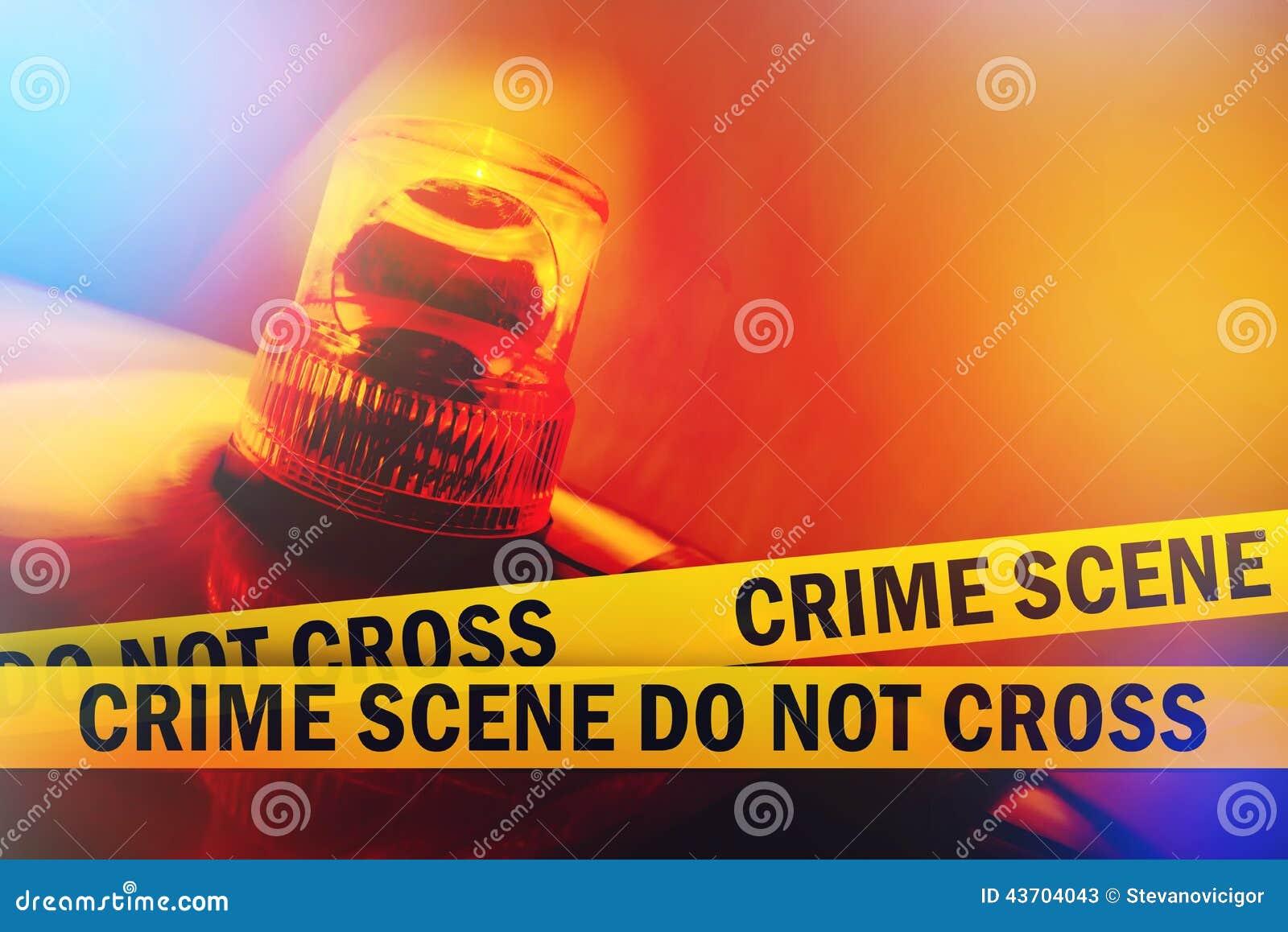 La escena del crimen no cruza