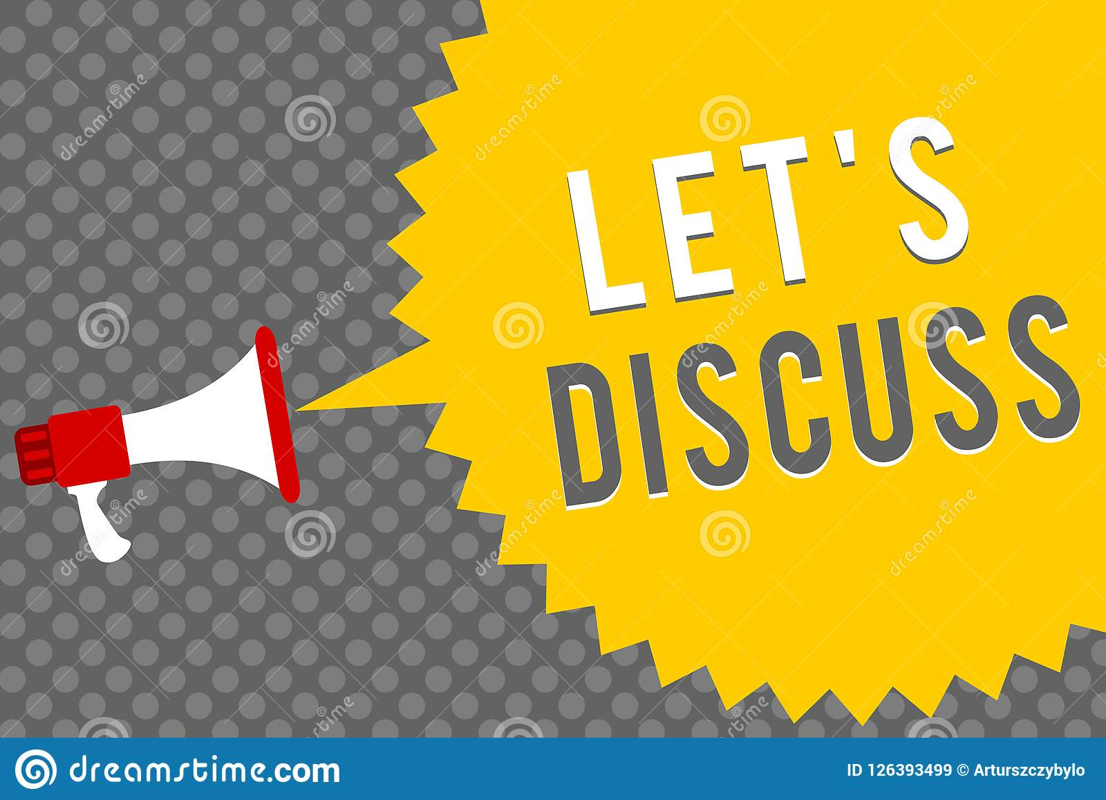 La escritura del texto de la escritura dejó s es discute El permiso del significado del concepto de hablar abre pasa una charla d