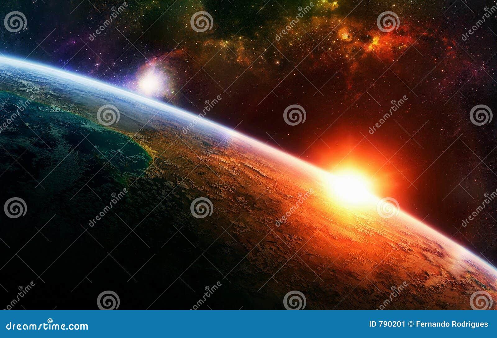 La esencia del espacio