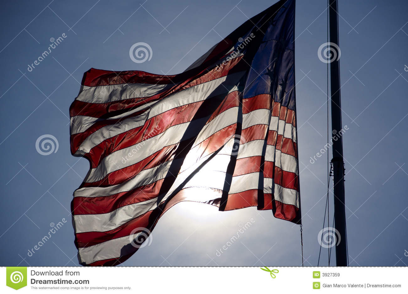 La estrella Spangled la bandera