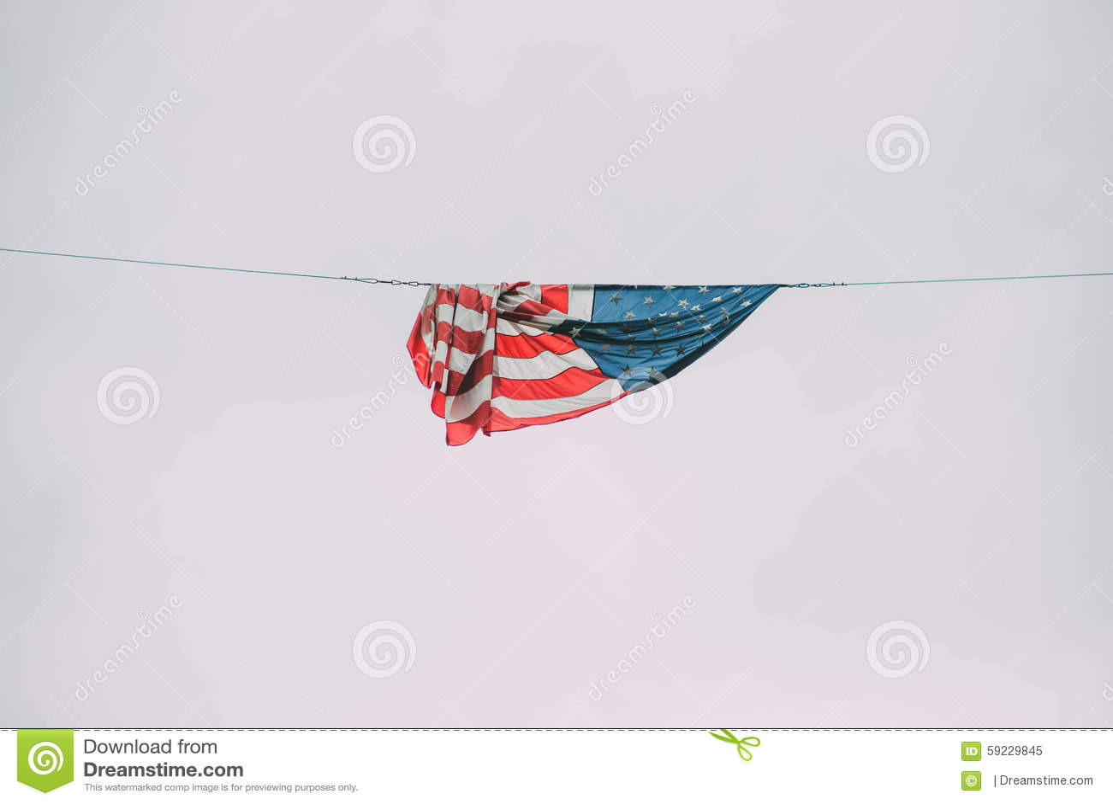 Download La Estrella Spangled La Bandera Imagen de archivo - Imagen de recorrido, potencia: 59229845