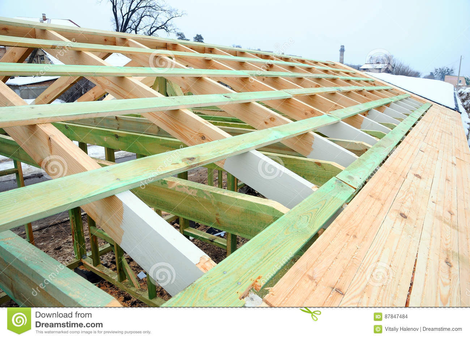 Bonito estructuras de madera para tejados elaboraci n ideas de decoraci n de interiores - Estructuras de madera para tejados ...
