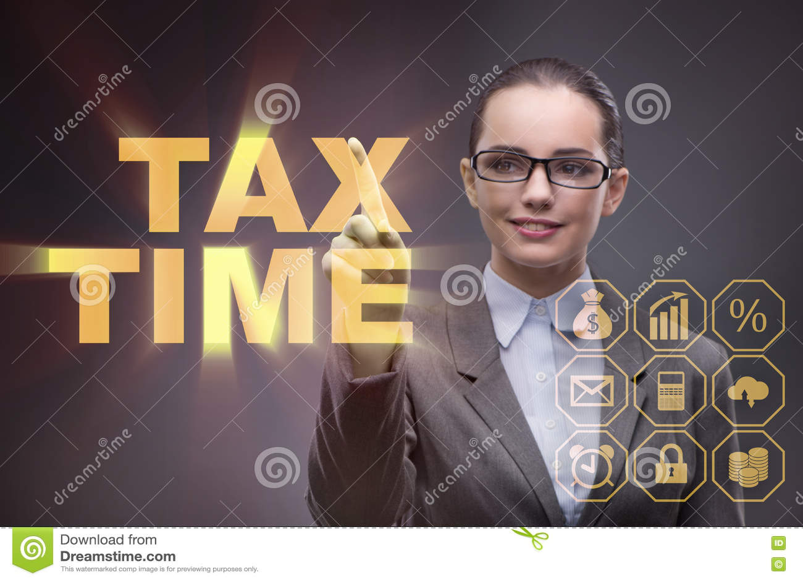 La femme d affaires dans le concept d impôt sur les sociétés