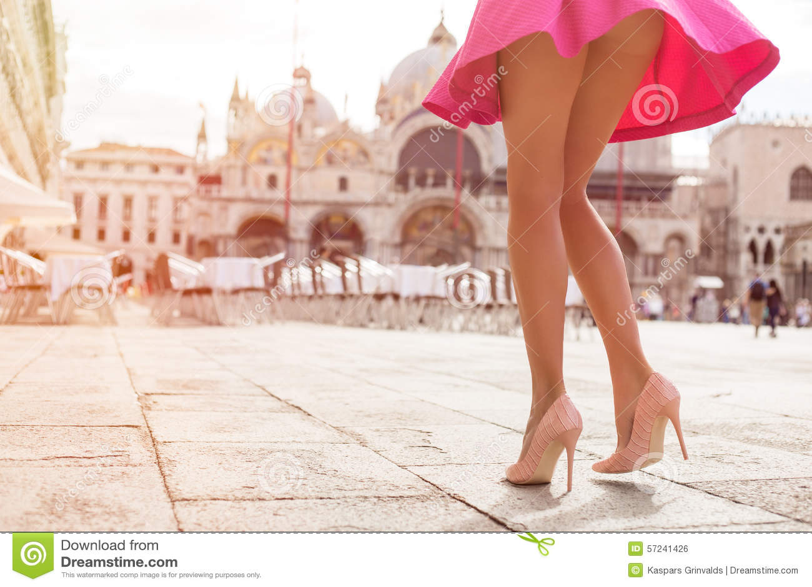 Chaussures de perversion talon photo