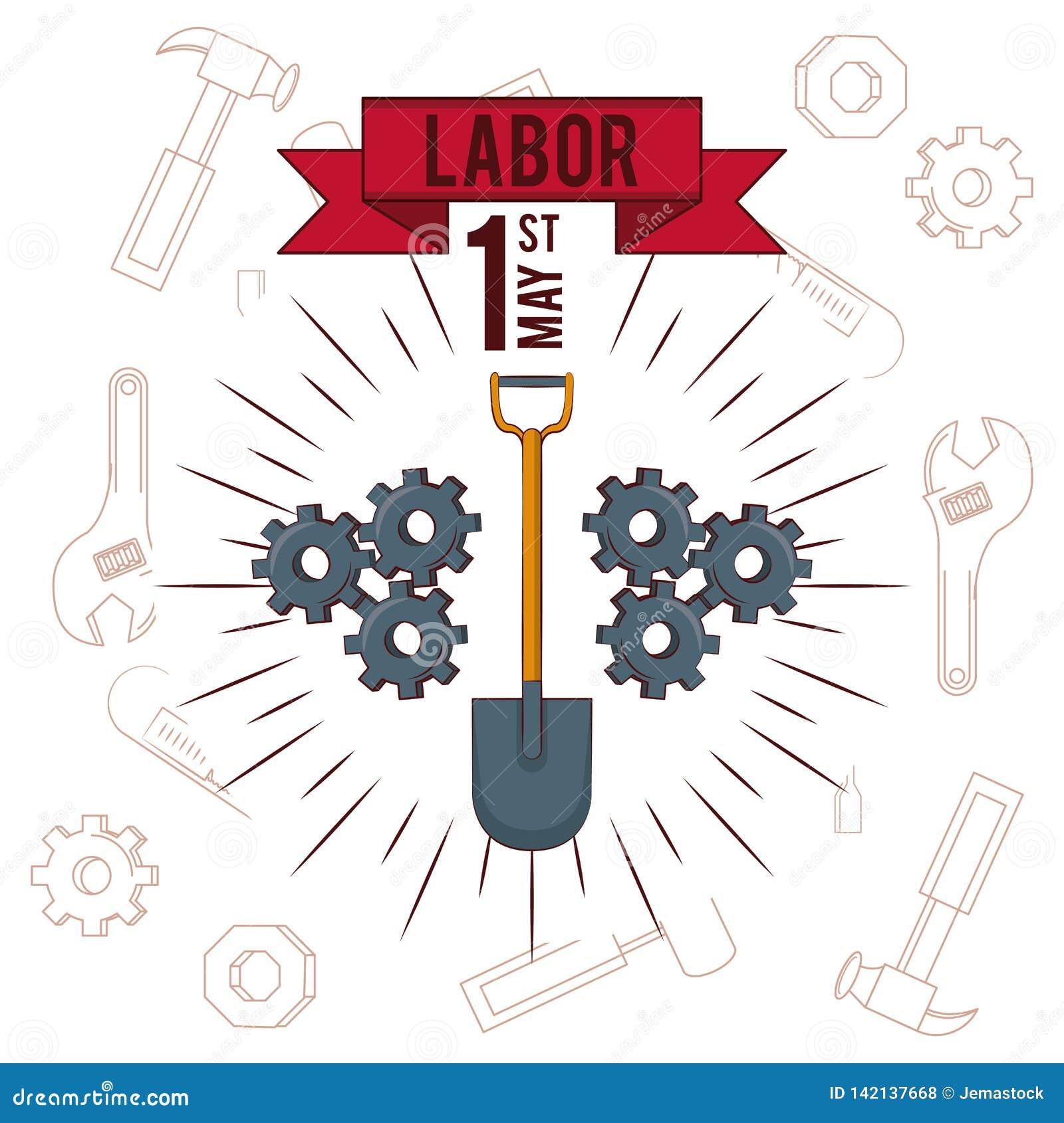 La festa del lavoro può carta undici