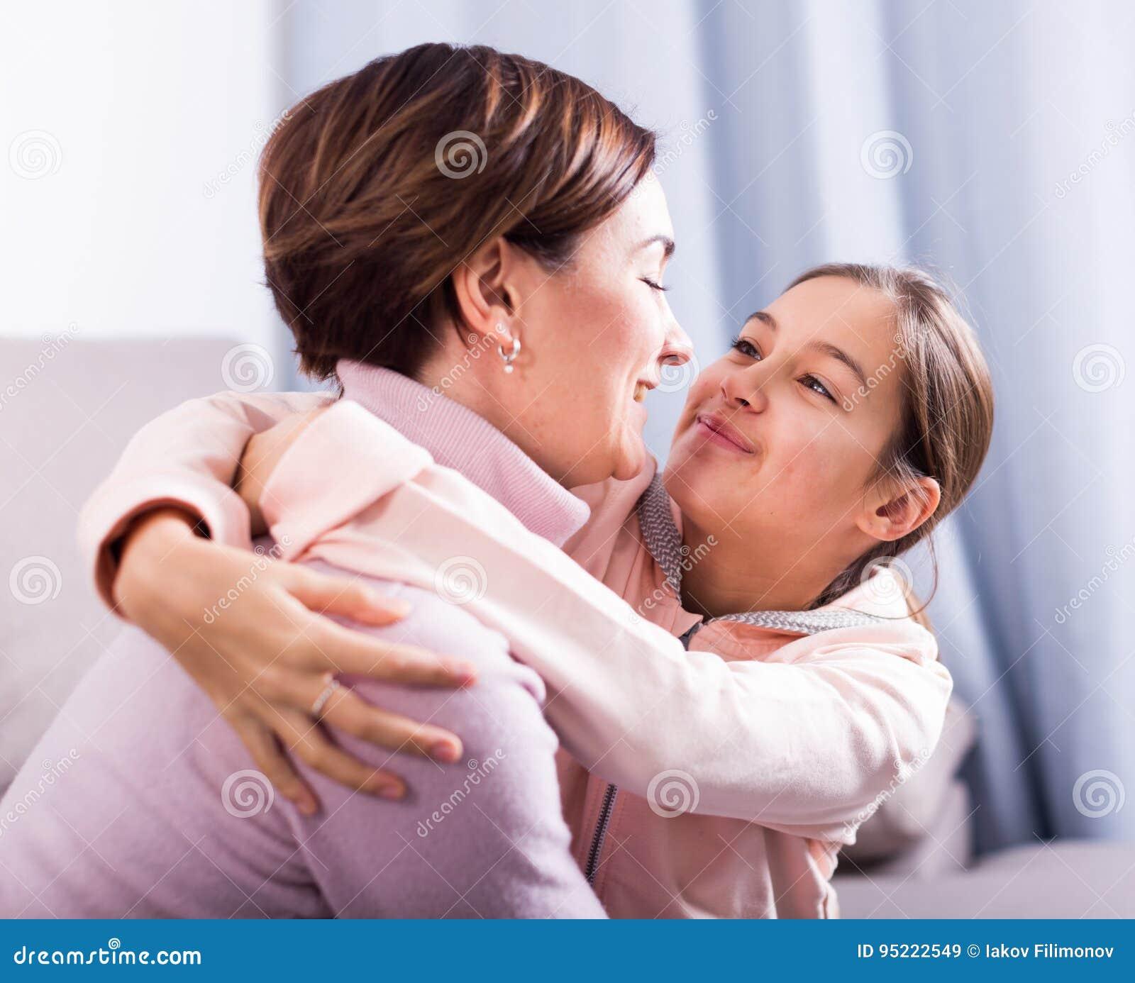 La figlia chiede il perdono