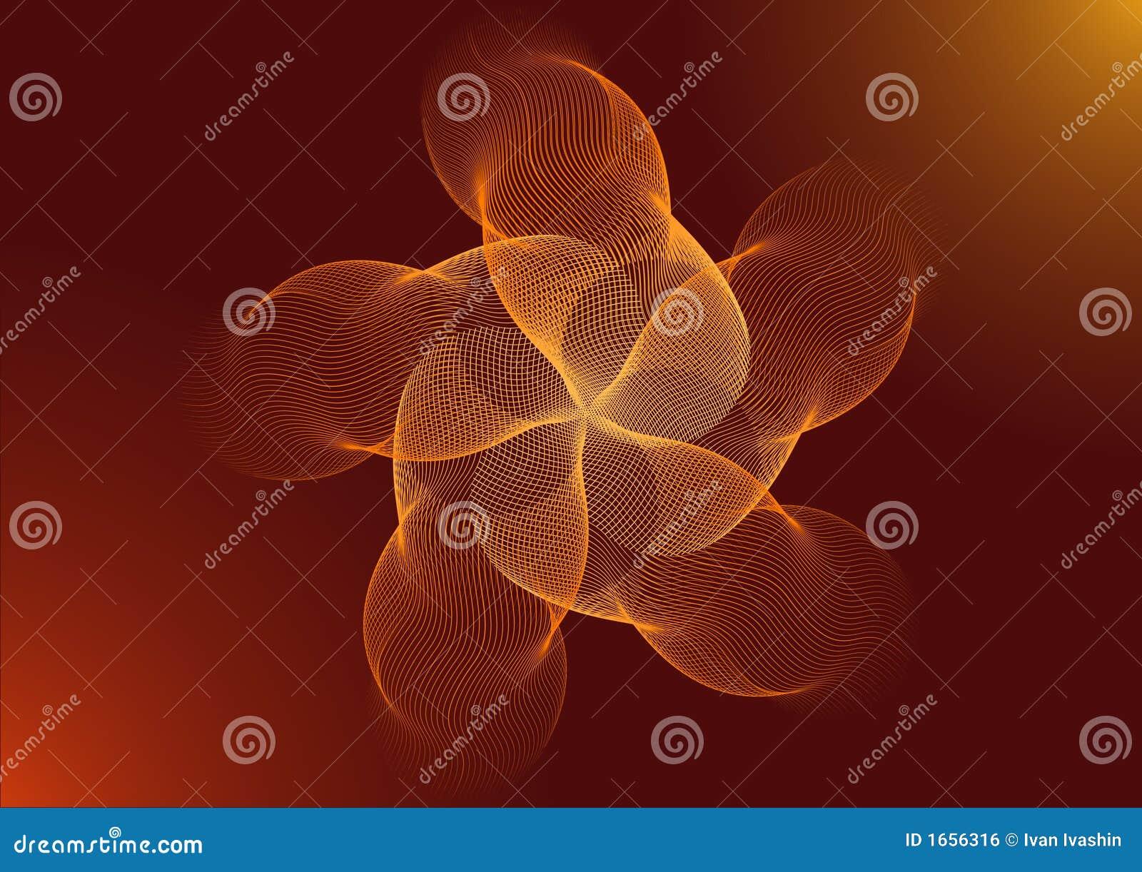 La flor fantástica