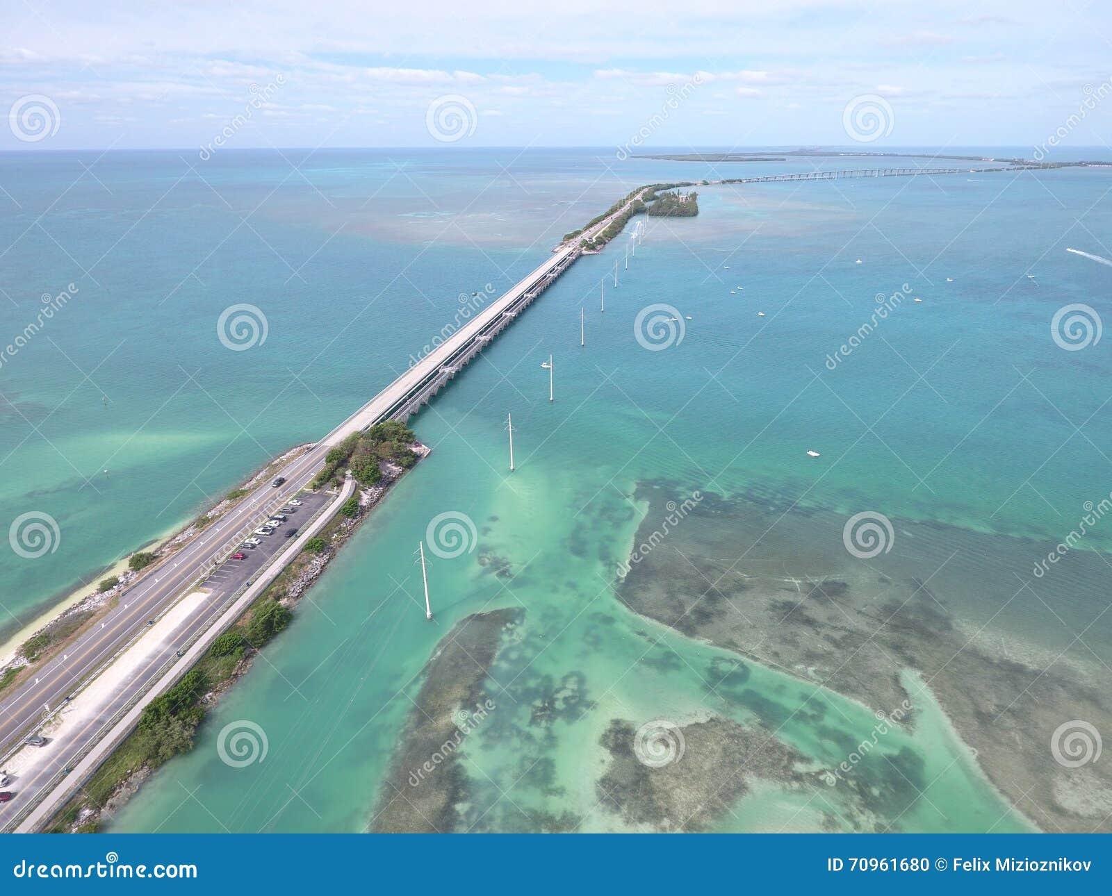 La Floride verrouille la route d outre-mer