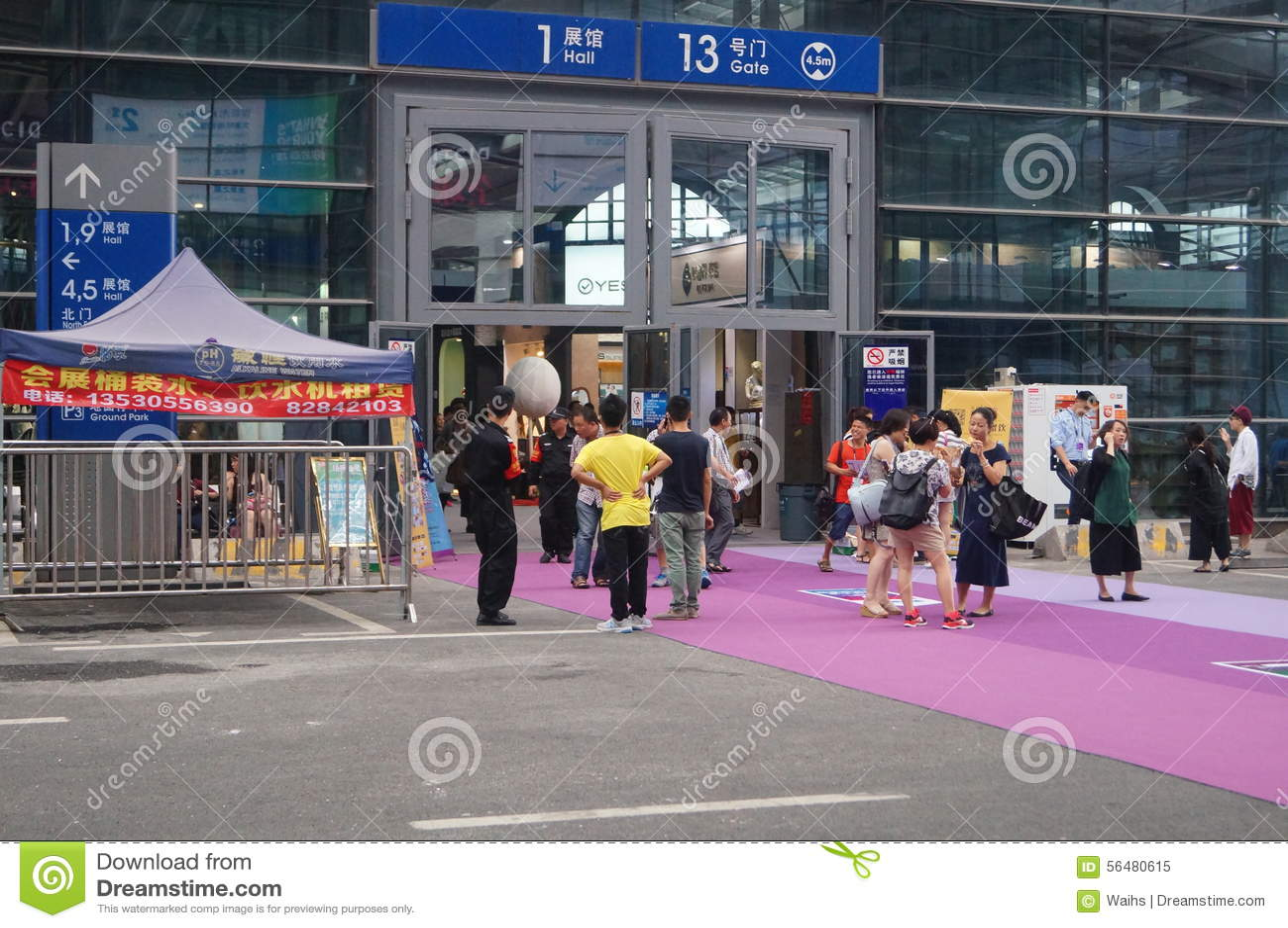 La foire commerciale de quinzième de la Chine (Shenzhen) de marque habillement international d habillement