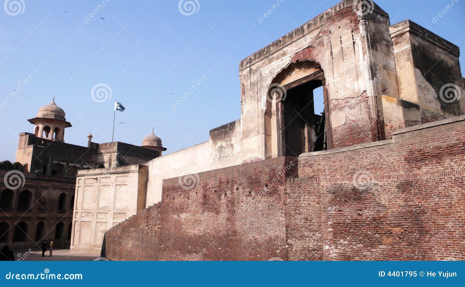 La fortaleza de Lahore