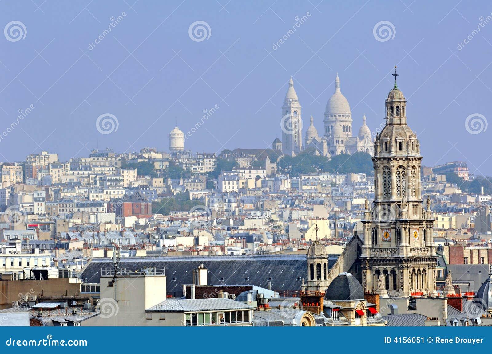 La France, Paris : Monument de Paris