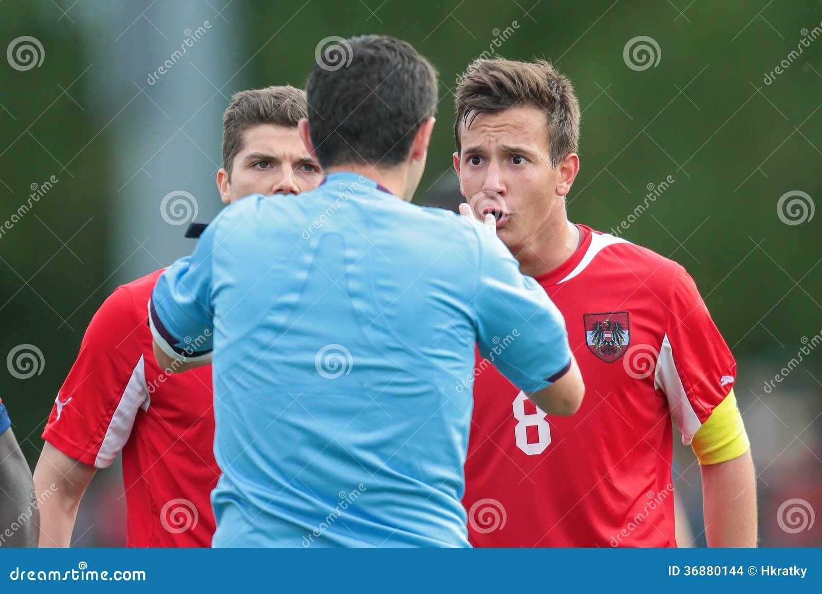 Download La Francia Contro L'Austria (U19) Immagine Stock Editoriale - Immagine di editoriale, attività: 36880144