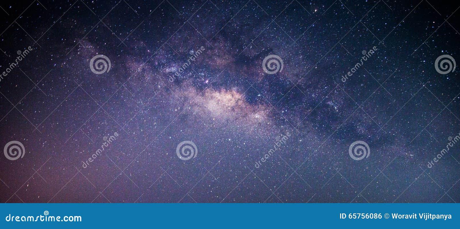 La galaxie de voie laiteuse