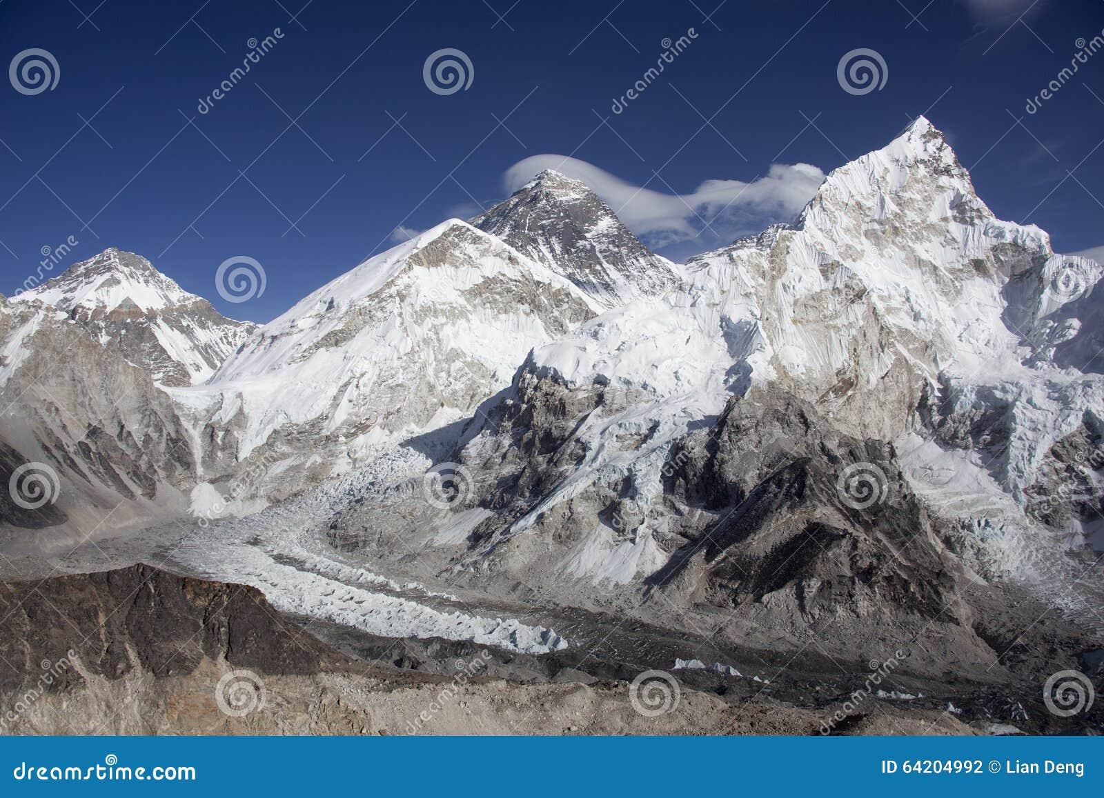 La gama de Himalaya
