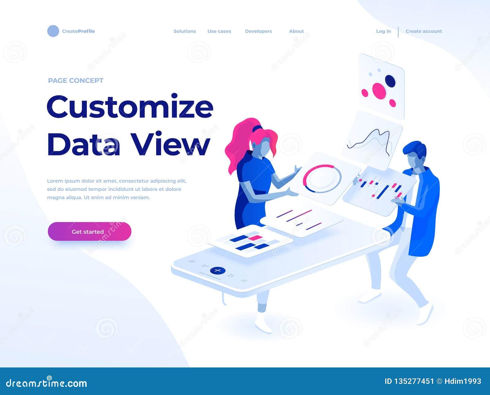 La gente construye un tablero de instrumentos y obra recíprocamente con los gráficos Análisis de datos, y situaciones de la ofici