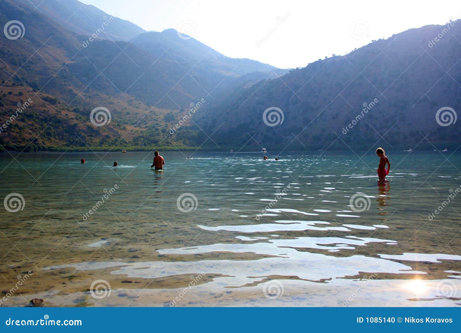 La gente del lago