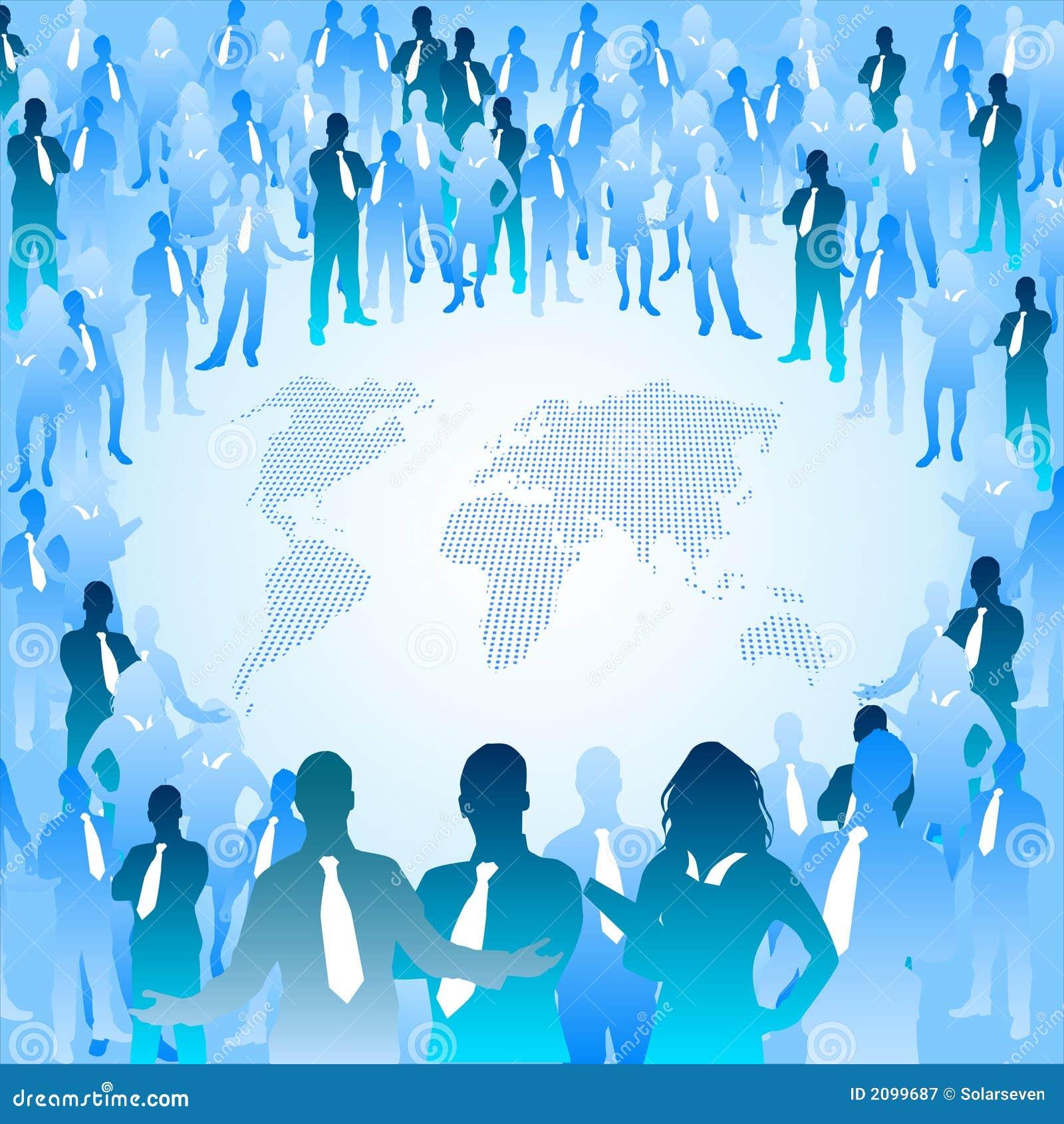 La gente del mondo