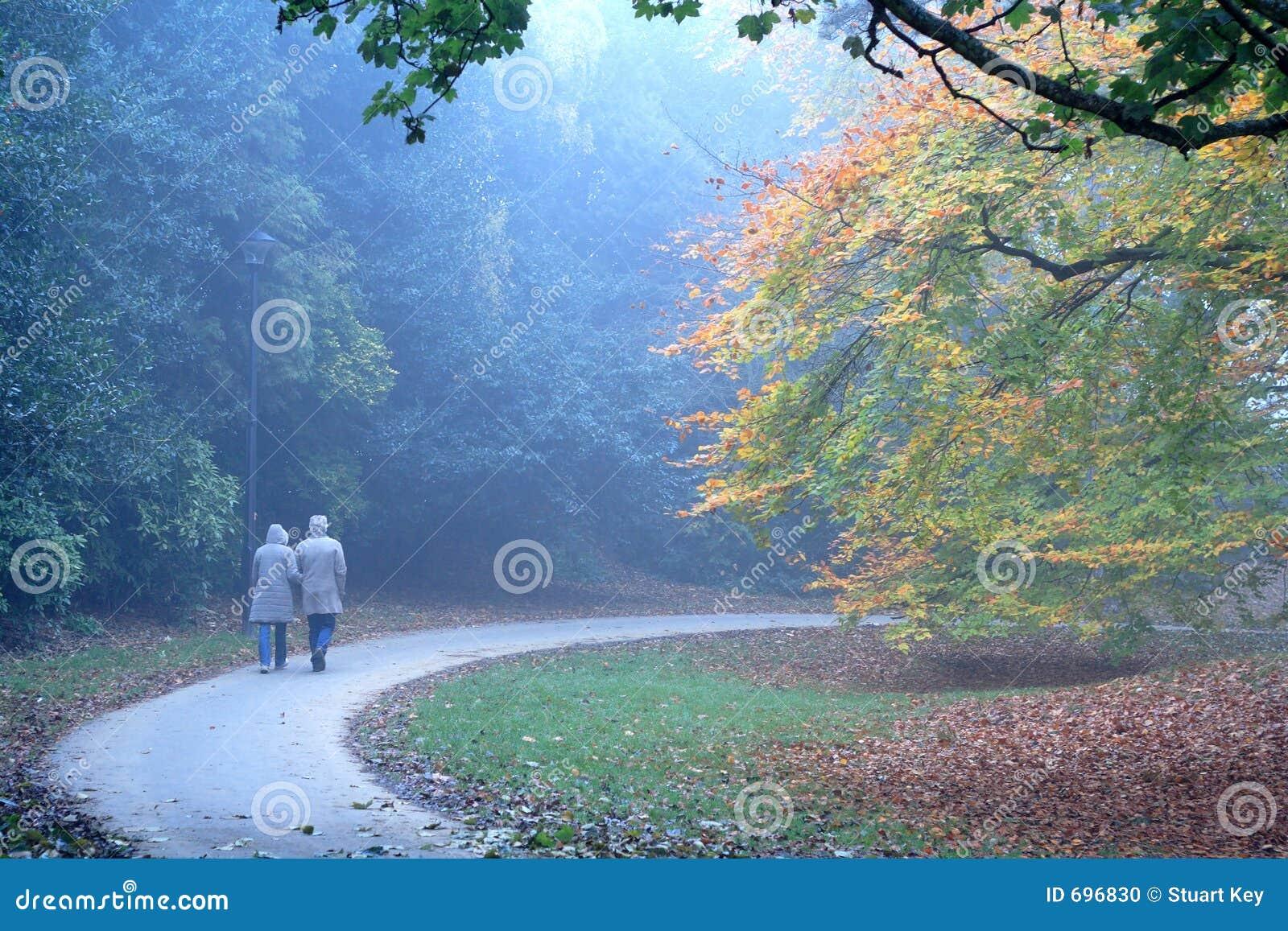 La gente di autunno
