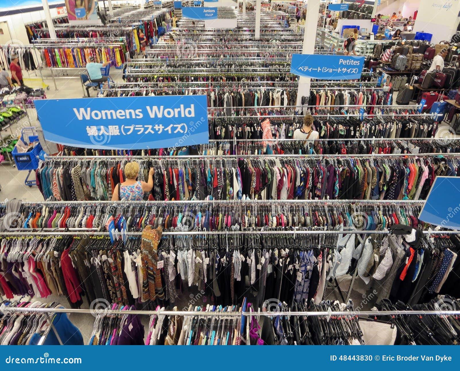 Clothes Shopping Women Sacramento