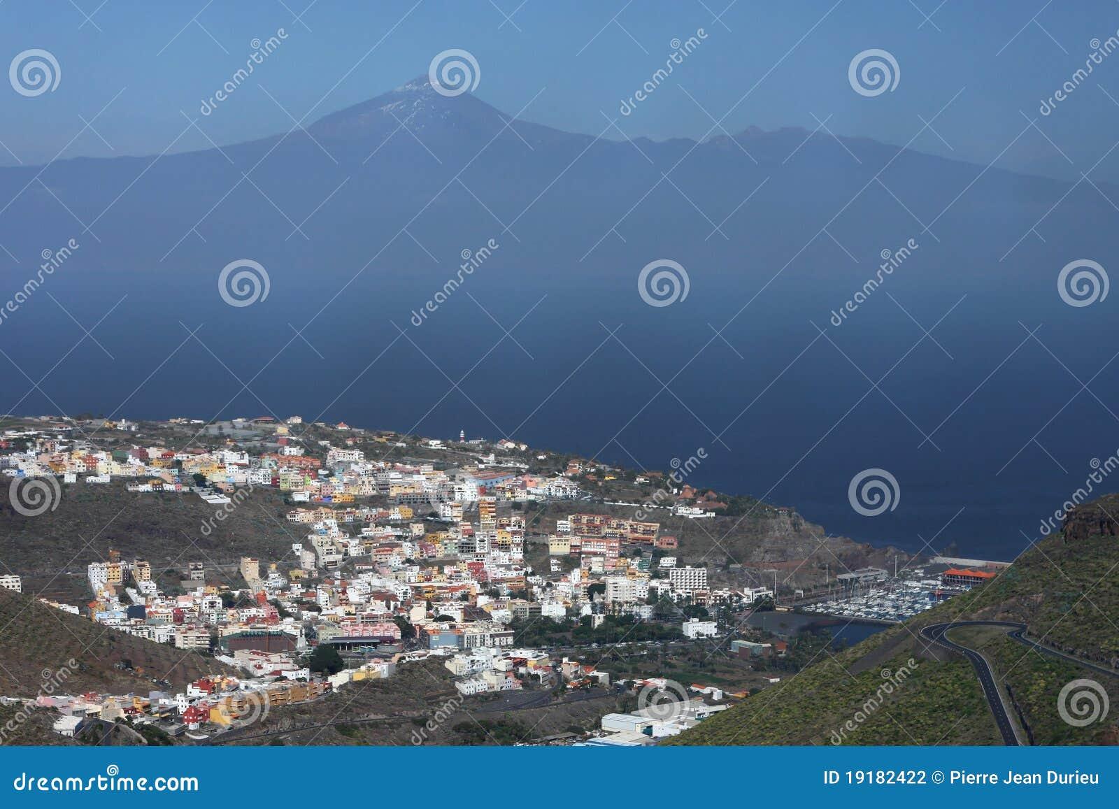 La Gomera coastline