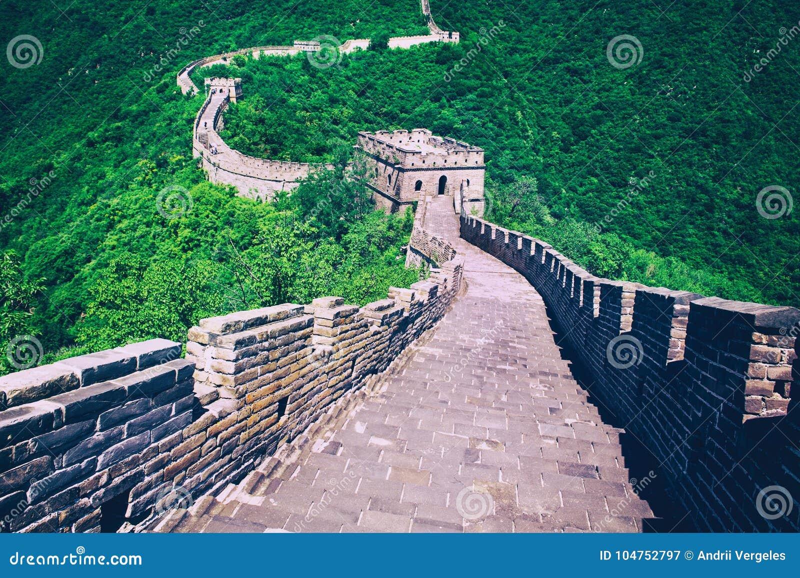 La Gran Muralla de China La Gran Muralla de China es una serie de fuerte