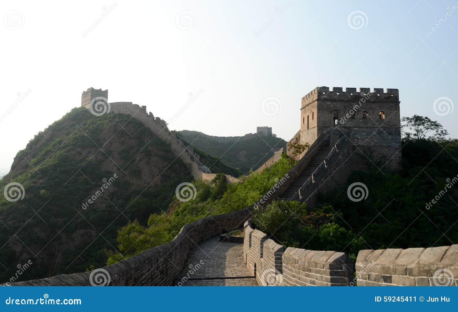 La Gran Muralla 03 de Jinshanling