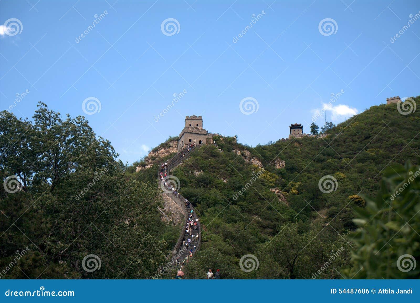 La Gran Muralla, Juyongguan, China