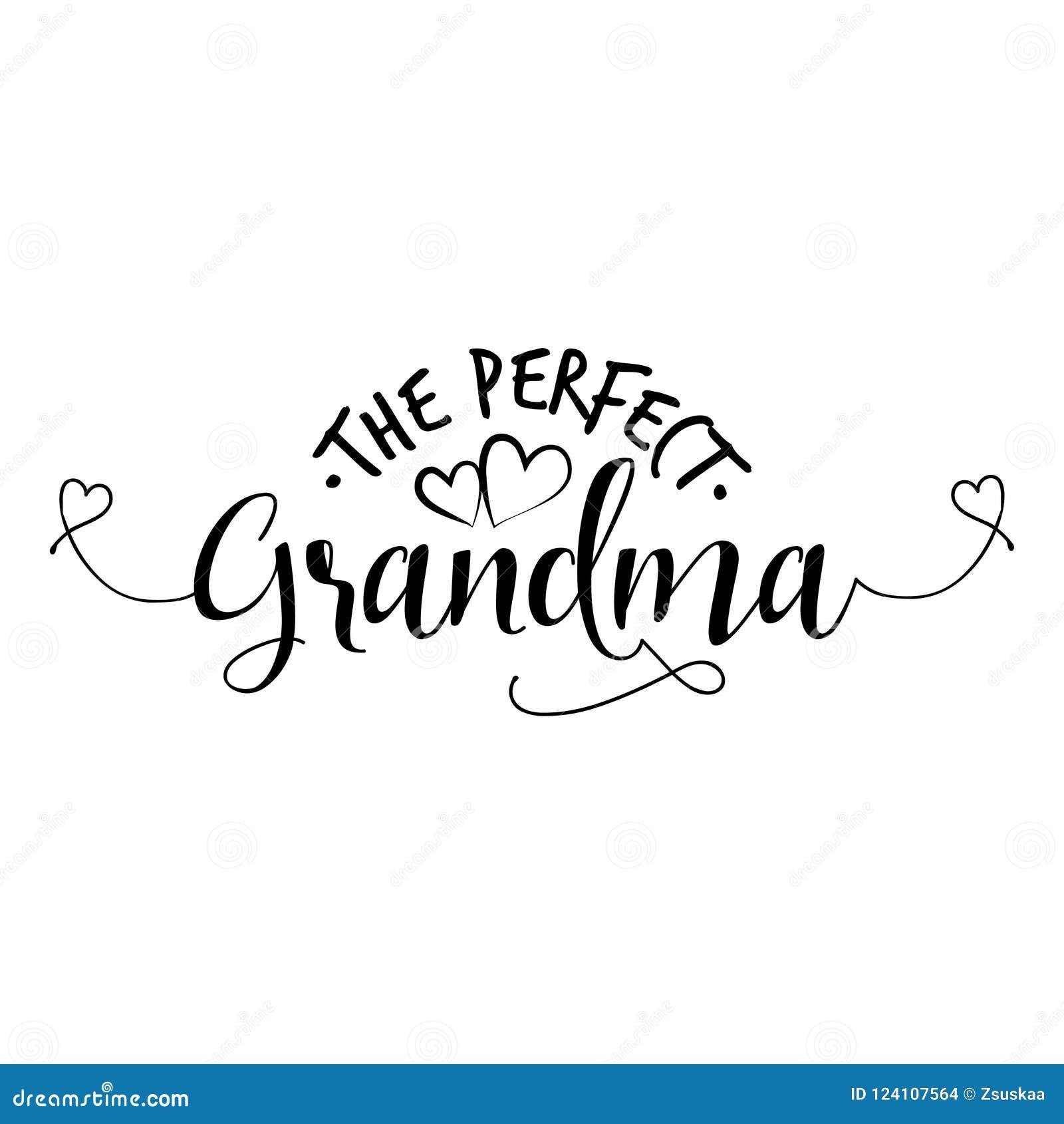 La grand-maman parfaite