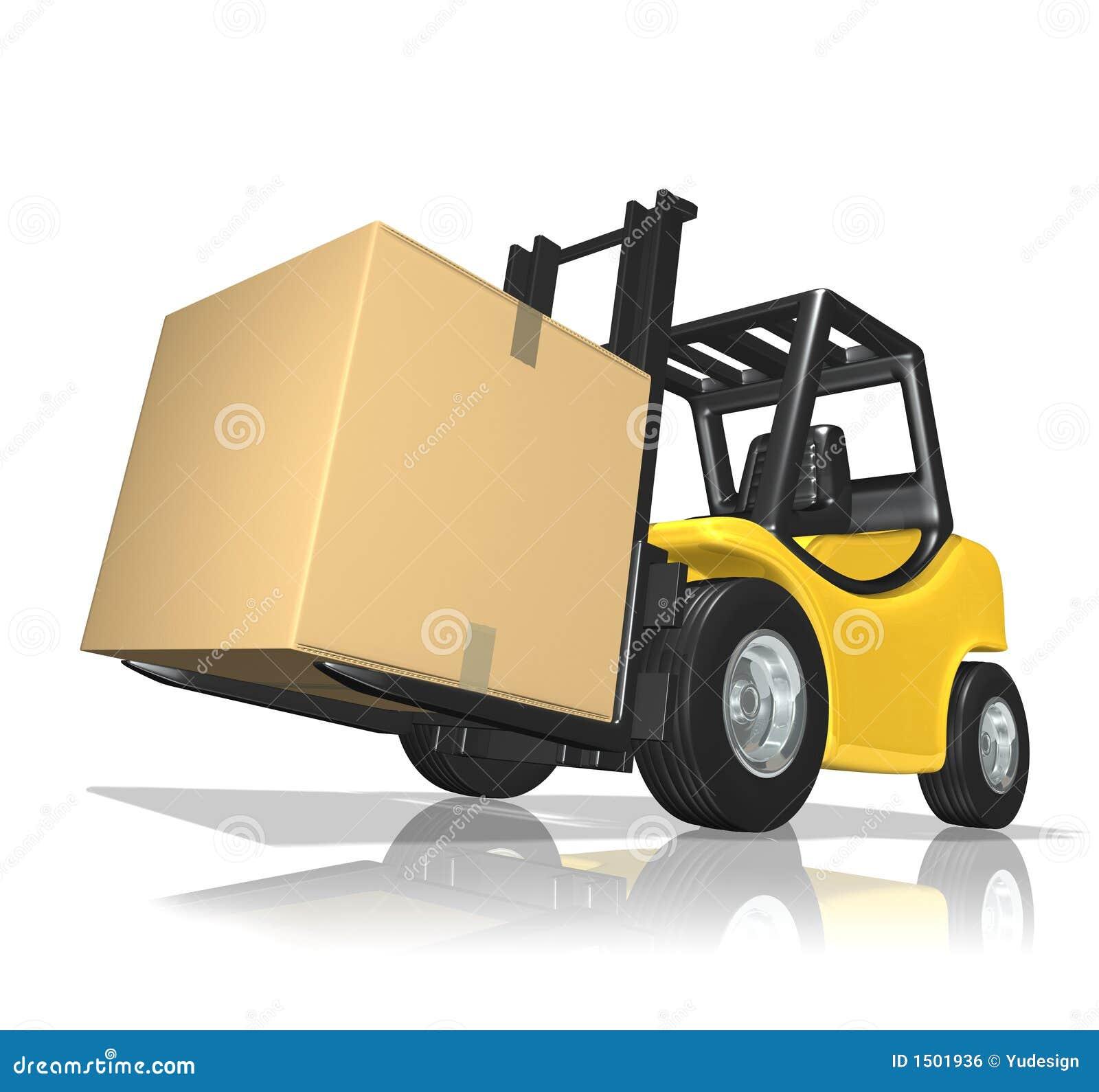 la grande distribution illustration stock illustration du conteneur 1501936. Black Bedroom Furniture Sets. Home Design Ideas