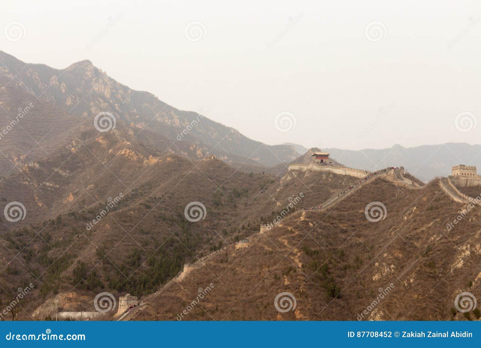 La Grande Muraille de la Chine