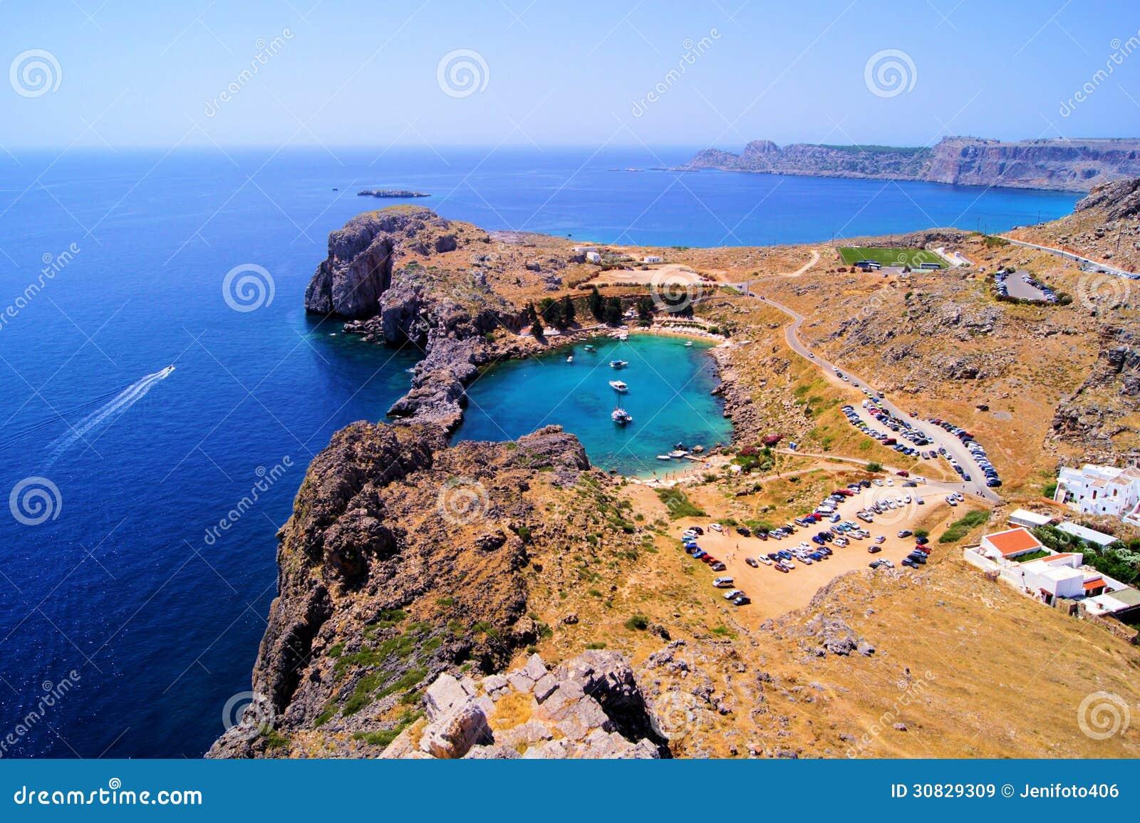 La Grecia costiera